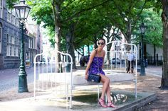Summer Must-have: Colourful Jumpsuit | Negin Mirsalehi