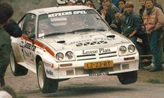 Foto's Belgische Int. Rally's 1980 tm 1986 - Pagina 2