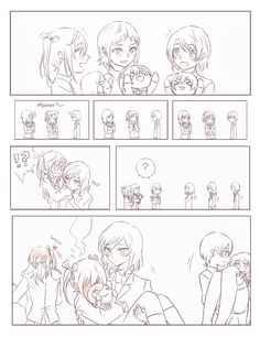 Tsubasa x Honoka; Nico x Maki; Rin x Hanayo