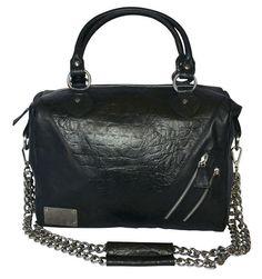 Melissa Handbag By Jessica Bratich Available At The Clique Arcade Australian Fashion Designers Zip