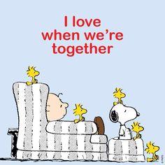 Fijn om samen te zijn