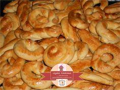 Easter cookies Easter Cookies, Bagel, Shrimp, Sausage, Bread, Snacks, Food, Appetizers, Sausages
