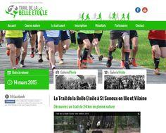 Le trail de la Belle Etoile, course à pied à Saint Senoux en Ille et Vilaine