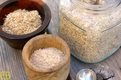 I may receive a commission if you purchase through links in this post. I am not a doctor; please consult your practitioner before changing your supplement or healthcare regimen. What do you say to herbs that are slippery and milky and soothing to the gut? They're easy to add to smoothies, hot cereals, breads, porridges, puddings, teas and coffees. And ... Read More