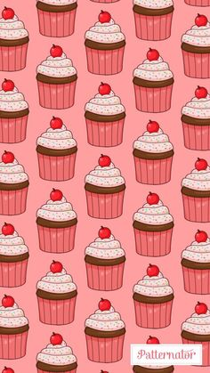 Imagen de background, cupcake, and food