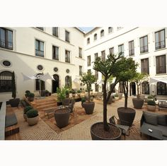 Hotel Palacio de Villapanés, Alma Sevilla