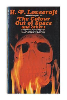 The Colour Out of Space and Others - vintage 1969 H.P. Lovecraft