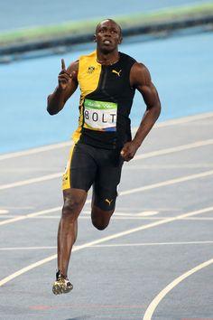 Rio Olympics Diary: Usain Bolt wins gold