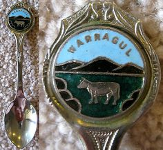 #Warragul victoria australia with cow #vintage collector #souvenir spoon (11),  View more on the LINK: 	http://www.zeppy.io/product/gb/2/262315749854/