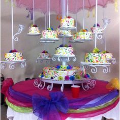 Kool & Colorful Quince cake