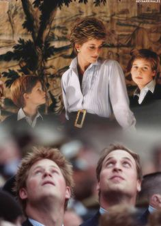 Princess Diana and sons William & Harry........ A Wonderful LOVE      Wow, this is beautiful