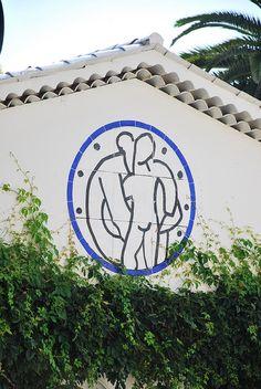 Chapelle du Rosaire de Vence, Henri Matisse by neil mp, via Flickr