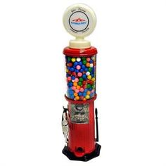 #Gas #pump gumball machine