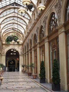 The Secret Passages of Paris