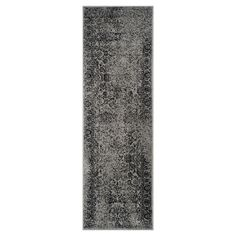 Safavieh Reid Runner - Grey/Black (2'6x8')