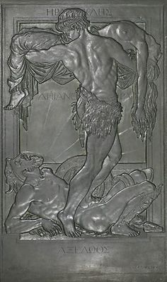 Hercules, Achelous, Deianeira, by Rayner Hoff :: The Collection :: Art Gallery NSW Geometric Sculpture, Abstract Sculpture, Sculpture Art, Roman Sculpture, Bronze Sculpture, Classical Mythology, Plaster Art, Wood Carving Designs, Fine Art Auctions