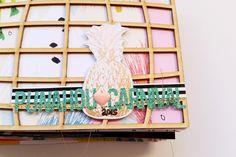 Punahou Carnival-Mini Album by welobellie at @studio_calico