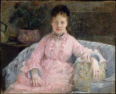 Berthe Morisot (1841–1895).
