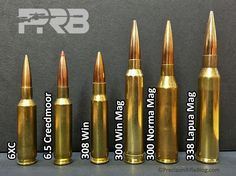 300 Win Mag vs 300 Norma Mag vs 338 Lapua Mag Speed up and simplify the pistol loading process with the RAE Industries Magazine Loader. http://www.amazon.com/shops/raeind