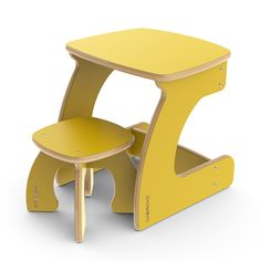 Mini Table and Stool for kids room