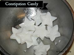 Do your little ones ever struggle with constipation? I know mine did, and occasionally still do, and it's painful for both of us when it happens. These little 'candies' are a perfect solution, offe...