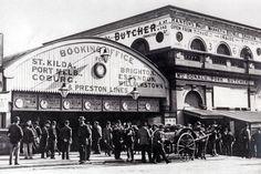 Original Flinders Street Station
