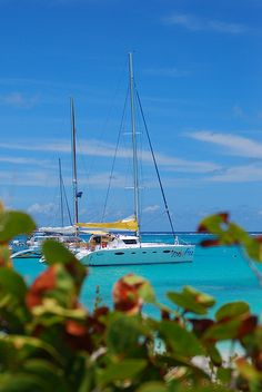 Yacht in Anguilla......Great for a wedding/ party...romantic! xo Katherin