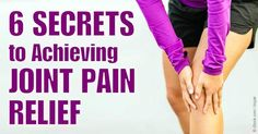 learn the secrets of achieving joint pain relief  Visit us  jointpainrepair.com  Via google images  #jointpain #jointpains #jointpainrelief #kneepain #kneepains #kneepainnogain #arthritis #hipjoint  #jointpaingone #jointpainfree