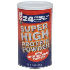 seasonedwithwellness.com  Mlo Super High Protein Powder - 16 Oz
