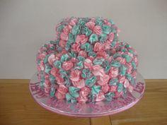 Ruffle Cake on Cake Central