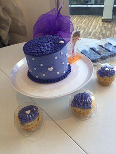 Mini pastel & cupcakes | Doctora Juguetes | Postrería