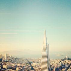 San Francisco landmarks by Benjamin Heath (@benjaminheath) #Instagram