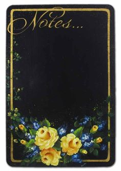 Sometimes yellow roses can appear insipid but, Patricia Rawlinson has used a strong, contrast value to add depth to the roses. This is available as an e-packet.