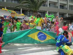 Journée Brésil au #ClubMarmara #MarinaBeach #Crete #vacances #voyage