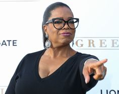 Can We Talk About Oprah's Glasses For a Second?
