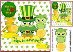 Leuke Uilen, Kus me ik ben Ierse, St Patricks Day 8x8