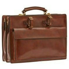 The Bridge briefcase 더브릿지 브리프케이스