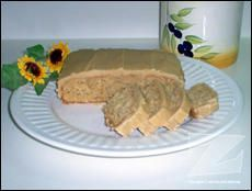 Gâteau au gruau et sucre à la crème