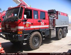 San Diego Fire Station 23 | ... San Diego Fire Department Emergency Apparatus Fire Truck Photo
