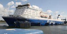 """Drei Fähren, die von Travemünde nach Helsinki fahren, unterhält die Reederei Finnlines. Die """"MS Finnmaid"""" ist eine von ihnen."""