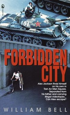 Closely based on eyewitness accounts of the massacre in Beijing, Forbidden City is a powerful and frightening story. Winner of the Ruth Schwartz award.