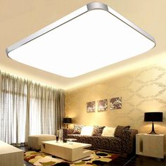 Beste Von Wohnzimmerlampen Led Modern | Wohnzimmer Lampen | Pinterest |  Modern