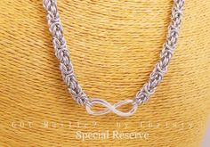 RESERVED Listing for Bekah  Stainless Steel by GOTMaillebyChristy, $93.00