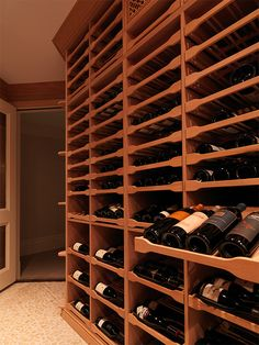 Featured Residential Cellars   Revel Cellars