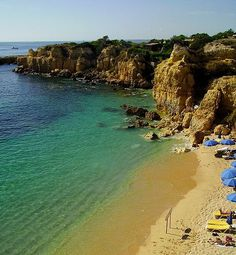 Albufeira Portugal--somewhere i've actually been!!
