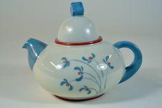 Nora Gulbrandsen for Porsgrund Porselen Cheese Dome, Teacups, Tea Set, Norway, Tea Time, Jars, Bowls, Porcelain, Butter