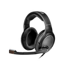 The Sennheiser PC 363D establishes a new performance standard in surround sound gaming headsets.