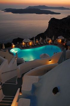 Volcano View Hotel, Santorini, Greece #travel Comments