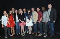 "March 5,2012,Paleyfest cast of 'Once upon a Time"" got to attendend,great time!!!"