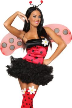 Enter to Win a Springtime Lady Bug Costume ~ valued at $50.00
